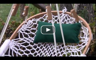 View video about Cobble Mountain Hanging Furniture